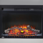 Comes with the Cinema ™ 24 Electric Fireplace