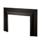 3-Sided Oversize Trim Kit - Black
