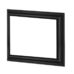 4-Sided Deluxe Trim Kit - Black
