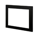 4-Sided Square Trim Kit - Black