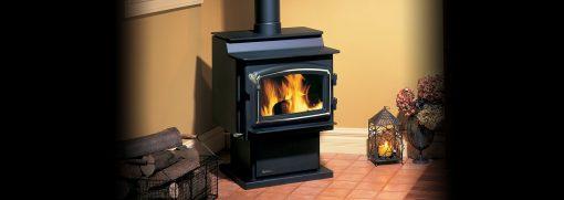 Classic S2400 Wood Stove-1
