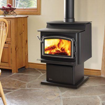 Classic S2400 Wood Stove
