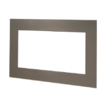Contemporary Surround Front - Brushed Nickel (739 engine only)