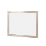 Edgemont Front - Brushed Nickel Plated (for use with 799BPB options)