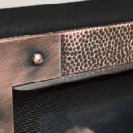 Edgemont Hammered Front - Copper