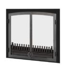 FenderFire Double Door Front