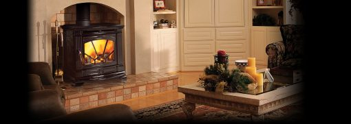 Hampton H200 Wood Stove-1