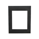 Ledgeview Insert Front - Black