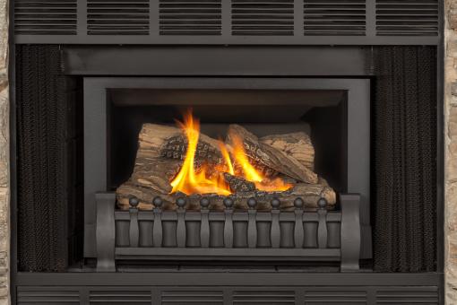 Logs and Ventana Fret -1