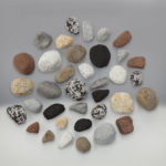 Mineral Rock Kit, comes with Rocks in a variety of shapes, sizes and colors (3 Suggested)