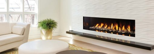 New York View 72 Gas Fireplace-2