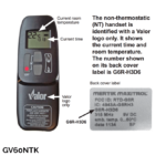 Non-Thermostat Handset (739 engine only)