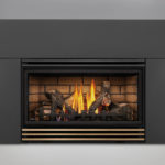 PHAZER® Logs, Sandstone Brick Panels, Deluxe Flashing Kit in 9