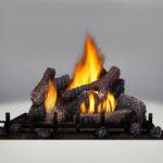 PHAZER® log set and embers
