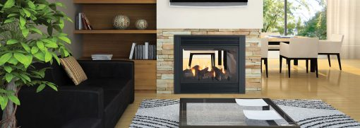 Panorama P121 Gas Fireplace-1