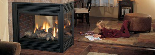 Panorama P131 Gas Fireplace
