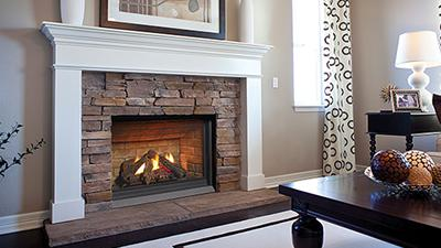 Panorama P33CE Gas Fireplace