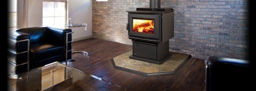 Pro-Series F5100 Wood Stove-1