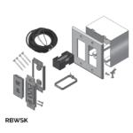 Remote Battery & Wall Swith Kit