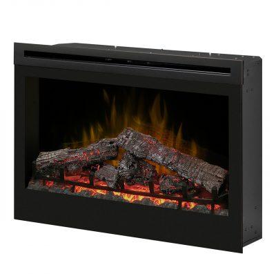 33 Self-trimming Electric Firebox
