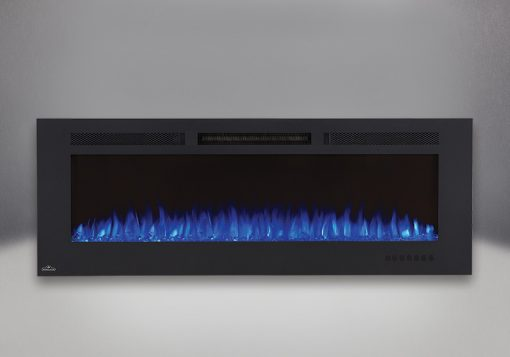 Allure™ Phantom 60 with flames set on blue