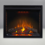 Comes with the Ascent™ 33 Electric Fireplace