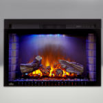Comes with the Cinema™ 29 Electric Fireplace
