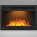 Comes with the Cinema™Glass 27 Electric Fireplace