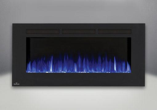 Flames set on blue Allure™ 50