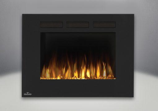 Flames set on orange-Allure™ 32