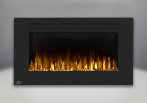 Flames set on orange-Allure™ 42