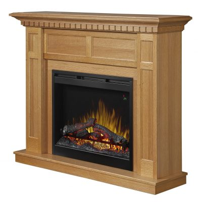 GDS26L5-1803RO-Wilson Mantel Electric Fireplace