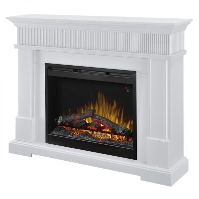 Jean Mantel Electric Fireplace
