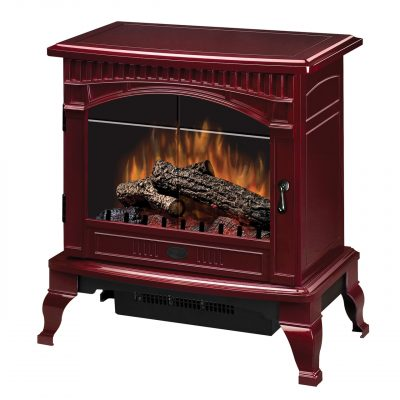 Traditional Electric Stove-Gloss Cranberry
