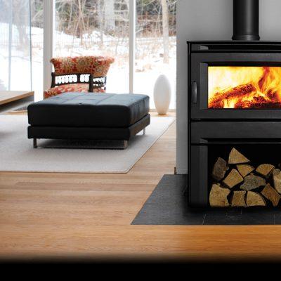 Alterra CS1200 Wood Stove