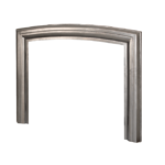 Arched Cast Iron Surround (for use with 610:611 fronts)