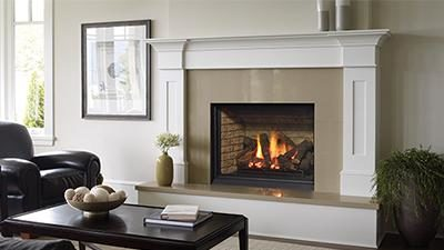 Bellavista B36XTCE Gas Fireplace