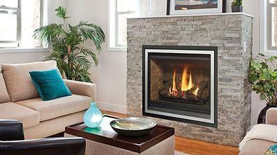 Bellavista B36XTE Gas Fireplace