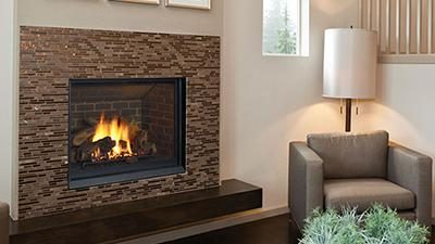 Bellavista B41XTCE Gas Fireplace