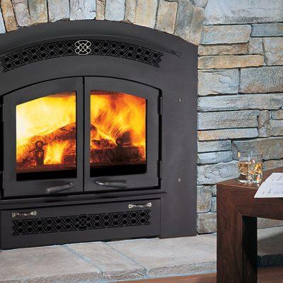 Excalibur EX90 Wood Fireplace