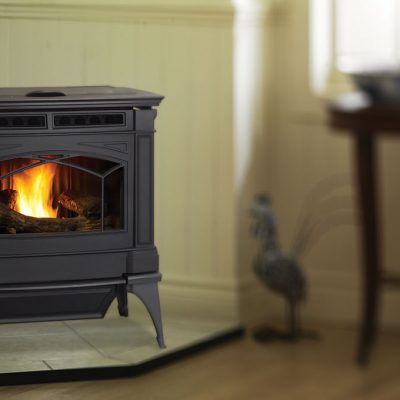 Greenfire GC60 Pellet Stove