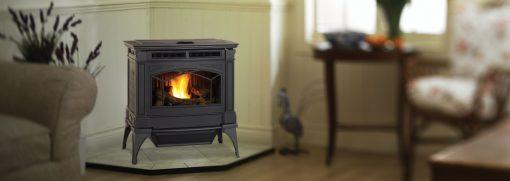 Greenfire GC60 Pellet Stove