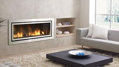 Horizon HZ54E Gas Fireplace