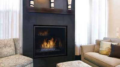 Horizon HZ965E Gas Fireplace