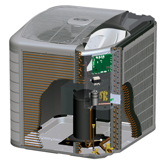 Infinity 17 Central Air Conditioner-1