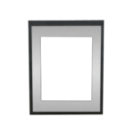 Ledgeview Zero Clearance Front - Brushed Nickel