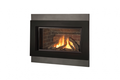 Logs, Outer Square Surround and Black Inner Bezel