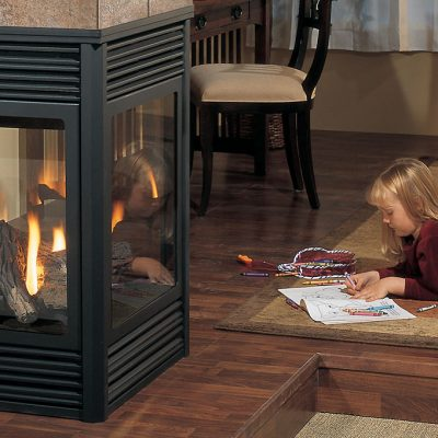 Panorama P131 Gas Fireplace