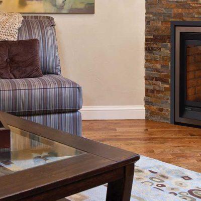 Panorama P33 Gas Fireplace