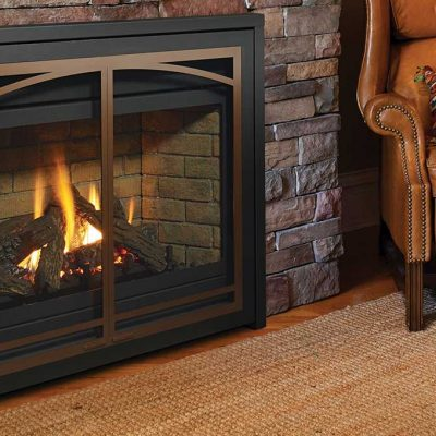 Panorama P36E Gas Fireplace